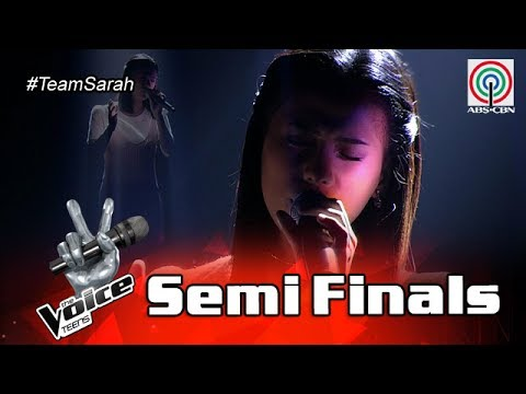 Xxx Mp4 The Voice Teens Philippines Semifinals Nisha Bedaña Can T Take That Away 3gp Sex