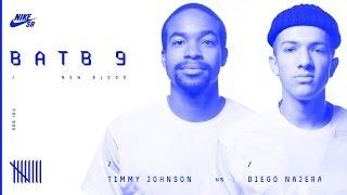 BATB9   Timmy Johnson Vs Diego Najera - Round 1