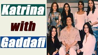 Katrina Kaif with Muammar Gaddafi, picture goes VIRAL | FilmiBeat