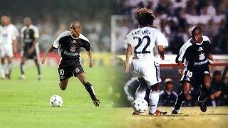 Corinthians 2 x 2 Real Madrid - 2000