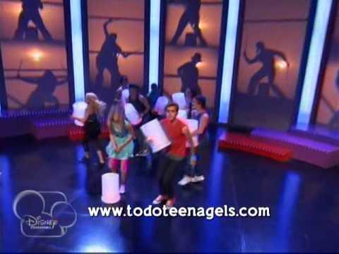 Violetta 2 On beat Show