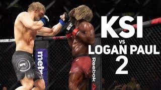 Logan Paul vs KSI 2 but in a Simulation