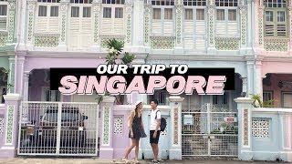 싱가폴여행 CAN WE LIVE HERE?! 🌴 Our Trip to SINGAPORE | Travel Vlog