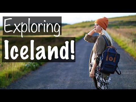 Exploring Iceland Ashley Nichole