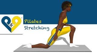 تمارين للتمغّط و التّمدّد - تمرينات إطالة عضلات الفخذ
