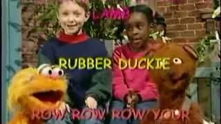 Sesame Street:Kids Favorite Songs 2 VHS & DVD Trailer (October 2001'2001,January 2002).