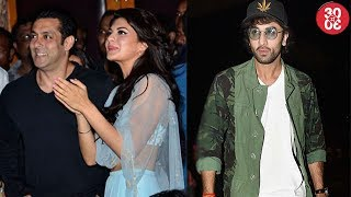 Salman Khan Confirms Jacqueline In His Dance Film | Ranbir Heads To NYC For Sanjay Dutt Biopic