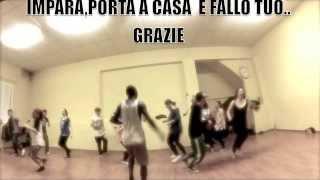 Hip Hop Esperienza Danza Parma - Stage di Afro con Carlos Kamizele