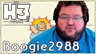 H3 Podcast #13 - Boogie 2988 (Steven Williams)