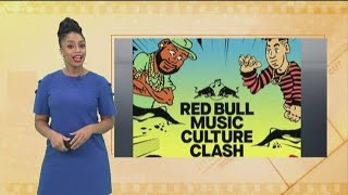 The A-Scene: Red Bull Music Culture Clash