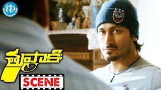 Tupaki Movie  - Vidyut Jammwal Best Emotional Scene