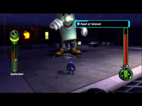 Ben 10 Alien Force Vilgax Attacks Xbox 360 Big Smoothie Boss and Character Showcase