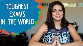 Toughest Exams In The World | Whack