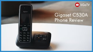 Gigaset C530A Cordless Phone Review | liGo.co.uk