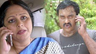 Sunil Stunning Action Scene - Raja Ravindra Tells About Goons Trap - 2017 Telugu Movie Scenes