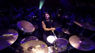 2CELLOS - You Shook Me All Night Long [Live at Sydney Opera House] - DUSAN Drum View