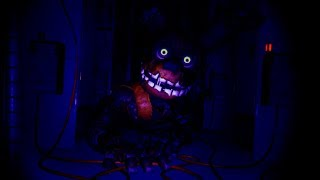 NIGHTMARE SPRINGTRAP IS CRAWLING TO COME EAT ME | Five Nights At Freddy's VR: Help Wanted PART 14