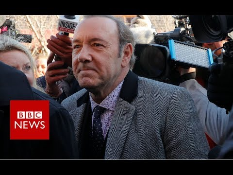 Xxx Mp4 Kevin Spacey In Court On Groping Charge BBC News 3gp Sex