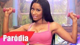 Nicki Minaj - Anaconda (Paródia/Redublagem)