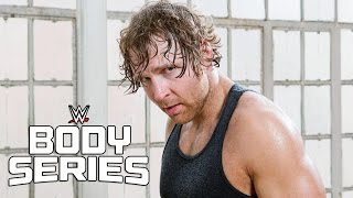 Dean Ambrose readies himself for the ring: WWE Body Series — Powered by TapouT