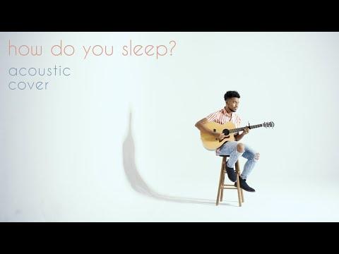 Sam Smith How Do You Sleep Acoustic Cover by John Tucker