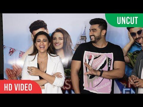Xxx Mp4 UNCUT Wrap Party Of Namaste England Arjun Kapoor Parineeti Chopra 3gp Sex