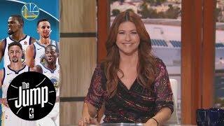 How do the Warriors stay motivated all NBA season? | The Jump | ESPN