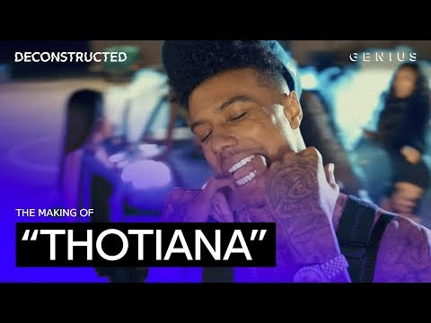 The Making Of Blueface s Thotiana With Scum Beatz Deconstructed