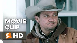 Wind River Movie Clip - I'm a Hunter (2017)   Movieclips Coming Soon
