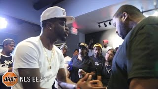 Syd Vicious vs NLS Eezzy - AHAT Rap Battle