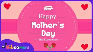 Mother's Day Songs for Kids | Mother's Day Heart Song Preschool | On Mother's Day Video for Children