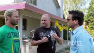 Koscheck Talks Some Trash At A Family BBQ | Fight Factory