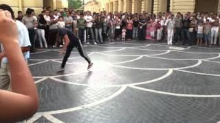 Baki break dance