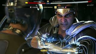 2018 CEO Top 8 - F3 DR_Gross vs Noble Semiij - Injustice Pro Series