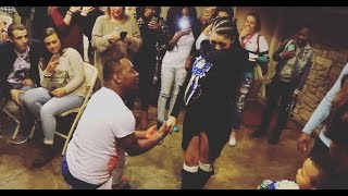 I PROPOSED TO BIANNCA!