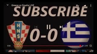 Copy of Greece vs Croatia live