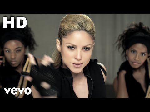 Shakira - Give It Up To