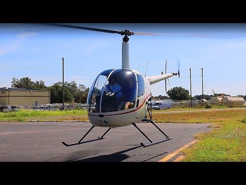 Hovering a Helicopter is Hilariously Hard Smarter Every Day 145