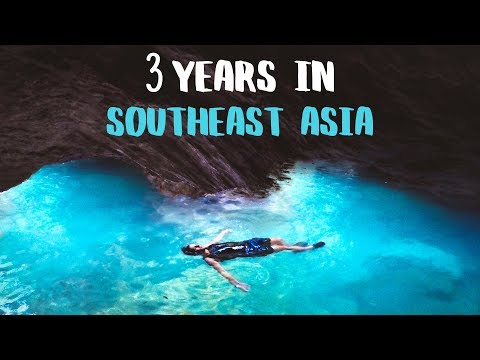 TOP 10 SOUTHEAST ASIA 3 Years of Travel
