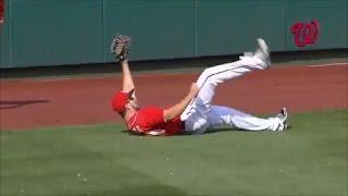 MLB No Hitter Saving Plays