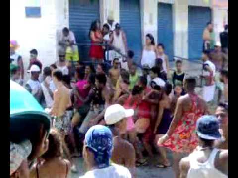 PorongaS Do Santo InaciO 2010 Só cachOras