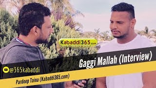 Interview With Gaggi Mallah By Kabaddi365 com New Zealand