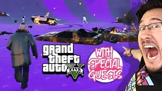 MONSTER SQUAD - GTA 5 Gameplay