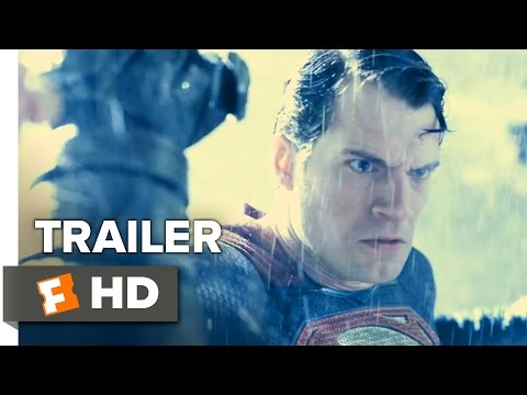 Batman v Superman: Dawn of Justice Official Final Trailer (2016) - Ben Affleck Superhero Movie HD