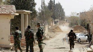 سوريا: أول عملية إجلاء لمقاتلين ومدنيين تنطلق في الغوطة الشرقية