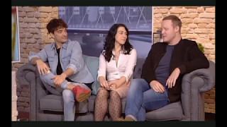 Danielle Hope, Tom Parker, Gary Lamont - 'Live At Five' Interview (10.05.17)