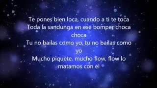 Shaky Shaky - Daddy Yankee (Con Letra)