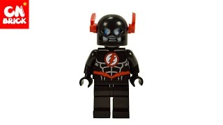 LEGO THE FLASH ZOOM XINH 072 KNOCKOFF
