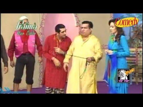 Zafri Khan   Saima Khan   Deedar   Nasir Chinyoti   Naseem Vicky   Non Stop Comedy