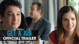 Get A Job  (2016 Movie – Miles Teller, Anna Kendrick, Bryan Cranston) – Official Trailer